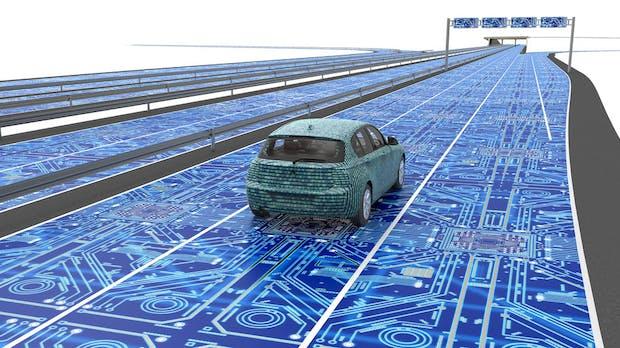 Herkömmliche Verkehrsschilder taugen nicht für selbstfahrende Autos