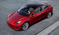 Model 3: Tesla-Autos dürften in Europa laut Datenschutzexperten gar nicht fahren