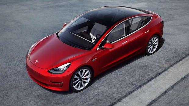 Model-3-Code: Hinweis auf 100-kWh-Akku und Ludicrous-Modus entdeckt