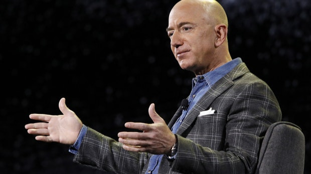 Jeff Bezos tritt als Amazon-CEO zurück