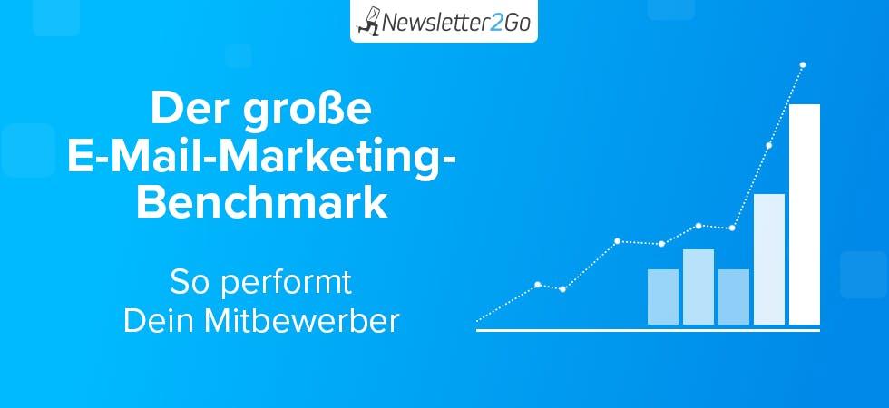 Der große E-Mail-Marketing-Benchmark von Newsletter2Go