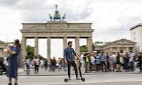 Audi E-Tron Scooter: Für diesen E-Tretroller brauchst du nur eine Hand