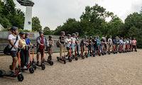 E-Scooter: Circ will mit Kieztouren für Sicherheit sensibilisieren
