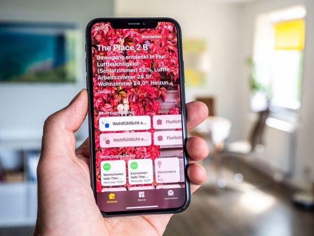 Homekit Im Test Mit Apple Das Smarthome Steuern Kommandieren