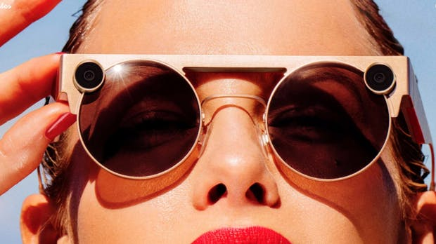 Spectacles 3: Das sind die neuen smarten Brillen von Snapchat mit 3D-Kamera