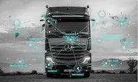 Blockchain: Daimler und Commerzbank testen automatisches Zahlen bei Lkws