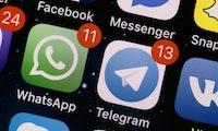 Ermittler decken illegalen Handel in Telegram-Gruppen auf