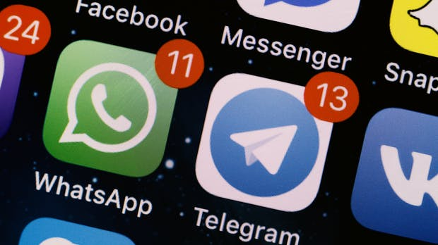 Nur eine Nachricht pro Stunde: Telegram führt Slow Mode ein