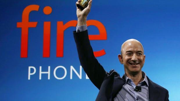 Nach Dash-Button-Aus: Das sind die größten Amazon-Flops aller Zeiten