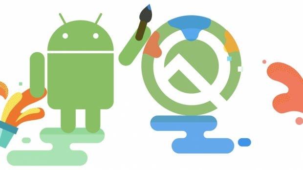 Android 10 Q. (Bild: Google)