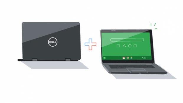 Chrome OS: Dell und Google arbeiten gemeinsam an Chromebooks. (Bild: Google)