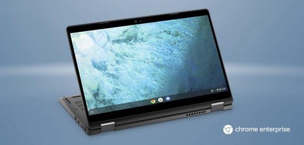 Chromebook: Dell Latitude 5300 2-in-1. (Bild: Dell)