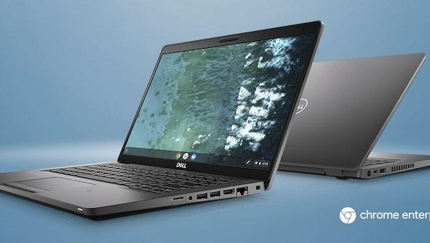 Chromebook: Dell Latitude 5400 Chrome. (Bild: Dell)