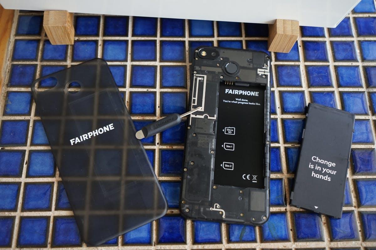 Fairphone 3 im Test: Dieses Smartphone könnt ihr selbst reparieren