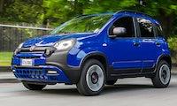 Der Fiat Panda soll einen elektrischen Ableger bekommen