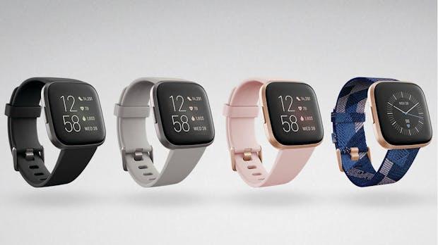 Fitbit Versa 2: Aktualisierte Version des Beststellers unter den Fitness-Smartwatches