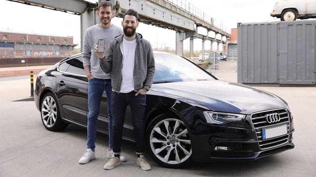 Dieses DHDL-Startup vermietet Autos für einen Euro – wie ist das möglich?