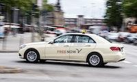 Free Now: Wer eine Fahrt storniert, muss künftig blechen