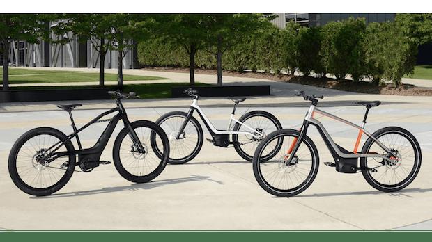 Bike ist Bike: Harley-Davidson baut jetzt auch elektrische Fahrräder