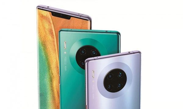 High-End ohne Google-Dienste: Das soll im Huawei Mate 30 Pro stecken