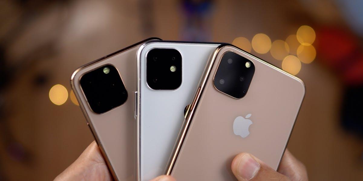 iPhone 11 und 11 Max: So sehen sie aus, das steckt wohl drin
