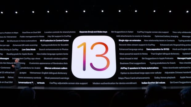 Facebook muss wegen iOS-13-Feature alle Apps überarbeiten