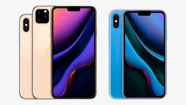Leak: Die iPhone XI Familie. (Bild. Venja Geskin)