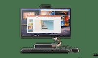 Lenovos neuer All-in-One-Rechner lädt Smartphones kabellos