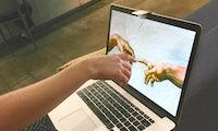 Diese Bastler verwandeln Macbook-Bildschirm in Touchscreen – für nur 1 Dollar