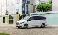 Mercedes-Benz kündigt vollelektrischen Premium-Van EQV an
