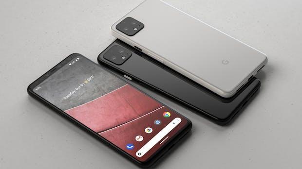 Google Pixel 4 und 4 XL: So sehen sie aus, das steckt wohl drin