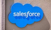 Salesforce steigert Umsatz um mehr als 20 Prozent, Börse reagiert erfreut