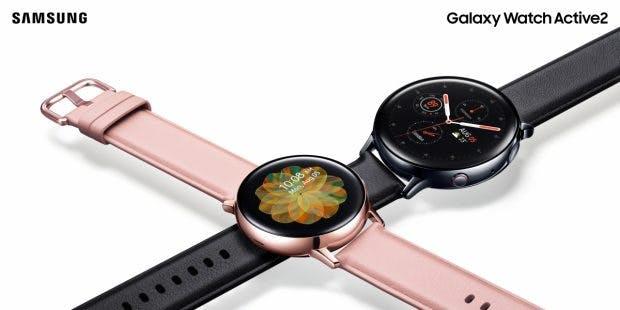 Samsung Galaxy Watch Active 2. (Bild: Samsung)