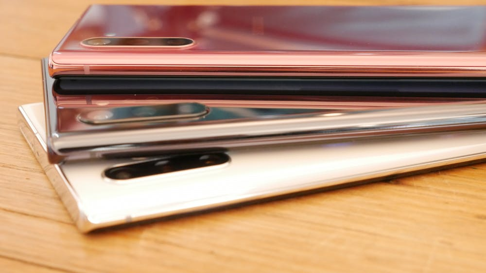 Samsung Galaxy Note 10 und Note 10 Plus im Hands-on. (Foto: t3n)