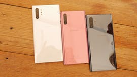 Samsung Galaxy Note 10 und Note 10 Plus im Hands-on. (Foto: t3n)