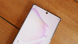 Samsung Galaxy Note 10 Plus im Hands-on. (Foto: t3n)