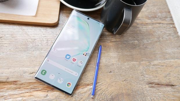 Samsung Galaxy Note 10 Plus im Test: Das kann das Große mit dem Stift