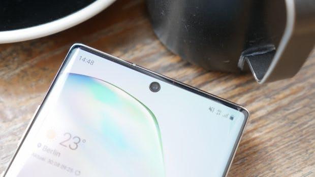 Samsung Galaxy Note 10 Plus. (Foto: t3n)