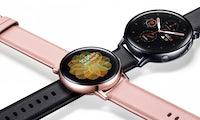 Galaxy Watch Active 2: Samsung bringt die Lünette in seine Smartwatch zurück