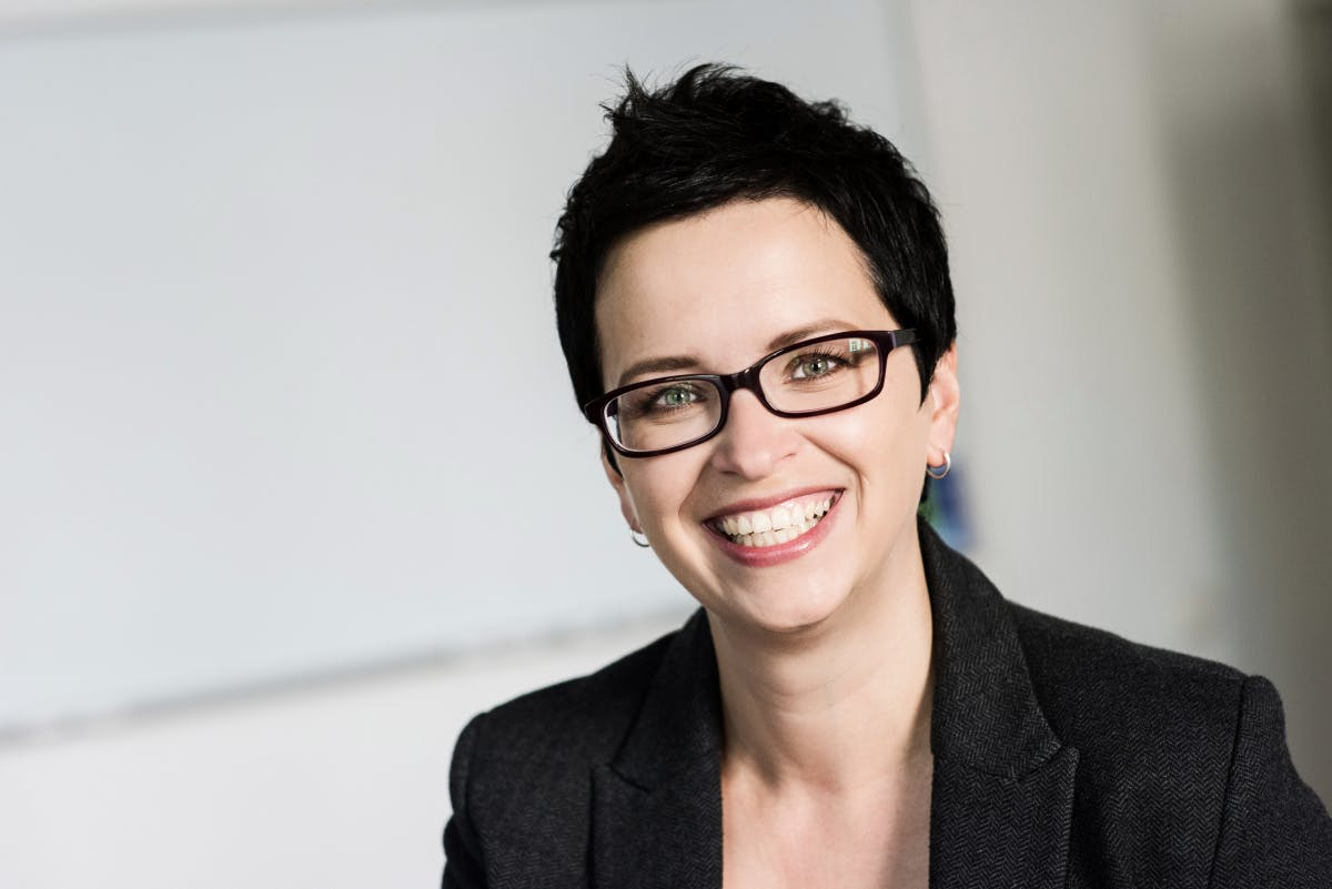 PR-Beraterin Julia Richter würde heute nicht mehr auf die Ratschläge der Arbeitsagentur vertrauen. (Foto: Privat)