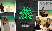 ALL ABOUT VOICE in München – alles rund um Amazon Alexa, Google Assistant und Co.