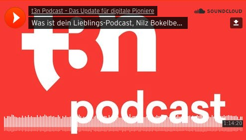 t3n Podcast anhören