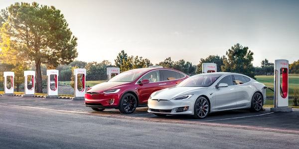 Tesla-Update bringt mehr Reichweite für Model S und Model X