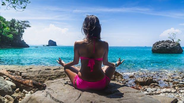 Urlaub braucht kein Mensch, aber Mensch braucht Urlaub