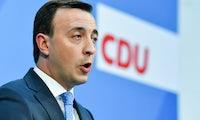 Berlin ein Failed State? Warum sich CDU-Generalsekretär Paul Ziemiak lächerlich macht