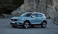 Volvo setzt auf Android beim elektrischen XC40