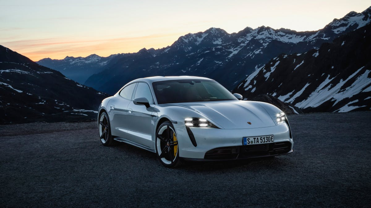 Porsche Taycan fällt im EPA-Reichweitentest durch