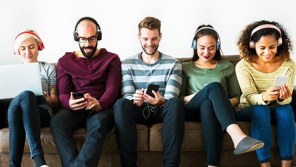 ARD/ZDF: 14-bis 29-Jährige ziehen Streaming dem Fernsehen vor