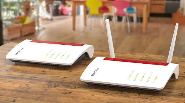 WLAN-Router: Fritzbox-Update bringt mehr Sicherheit