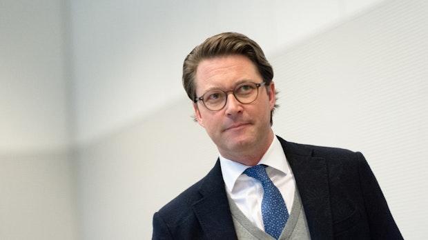Scheuer will neues EU-Mobilitätspaket und setzt auf Wasserstoff